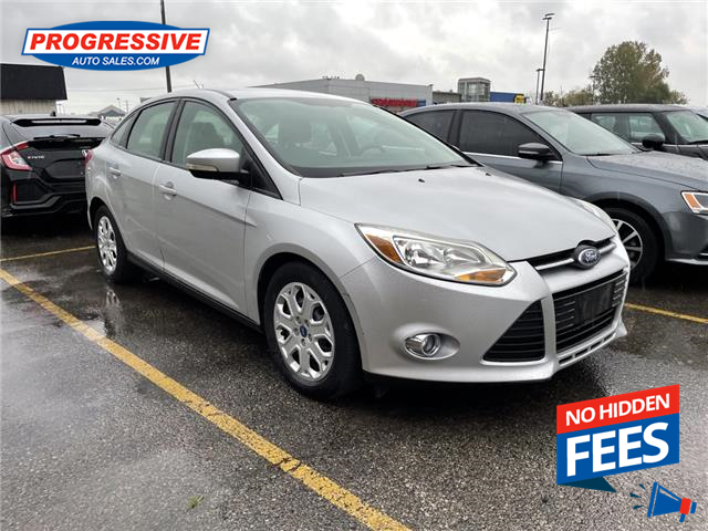 2012 Ford Focus SE (Stk: CL187069P) in Sarnia - Image 1 of 4