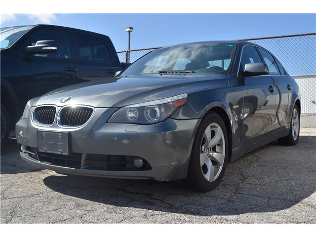 2006 BMW 530 i (Stk: 94889XX) in St. Thomas - Image 1 of 2