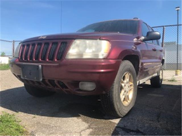 1999 Jeep Grand Cherokee Limited (Stk: 94948) in St. Thomas - Image 1 of 1