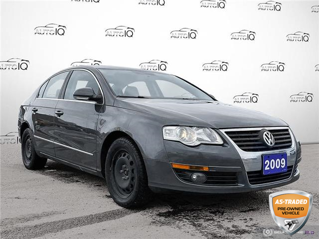 2009 Volkswagen Passat 2.0T Highline (Stk: 1002AZ) in St. Thomas - Image 1 of 30