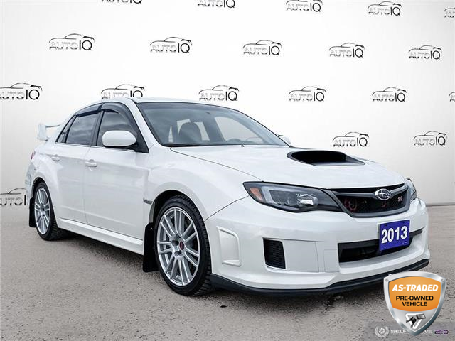 2013 Subaru WRX STI Base (Stk: 0679BZ) in St. Thomas - Image 1 of 28