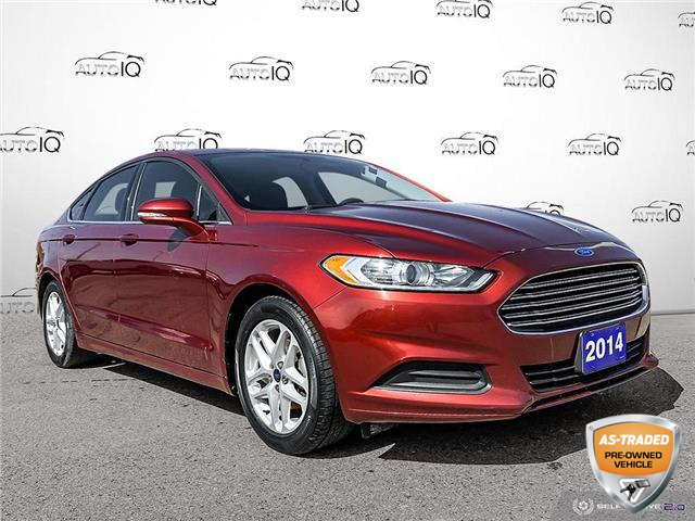 2014 Ford Fusion SE (Stk: 7073BZ) in St. Thomas - Image 1 of 29