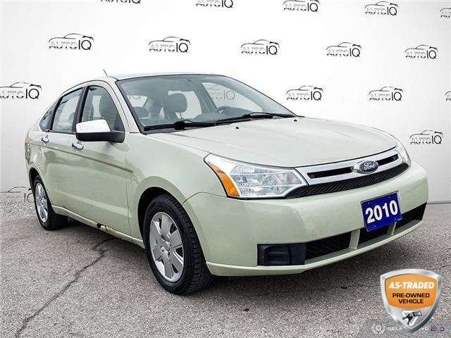 2010 Ford Focus SE (Stk: 0793BXZ) in St. Thomas - Image 1 of 28