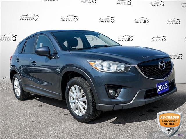 2013 Mazda CX-5 GS (Stk: 1176AXZ) in St. Thomas - Image 1 of 29