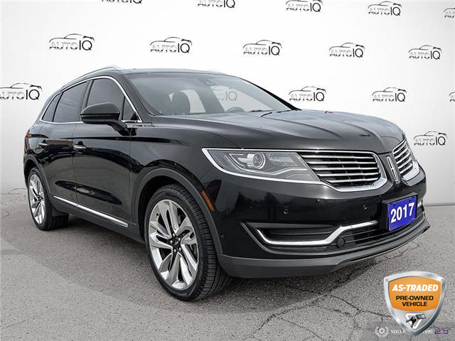 2017 Lincoln MKX Reserve (Stk: 1293AXZ) in St. Thomas - Image 1 of 30