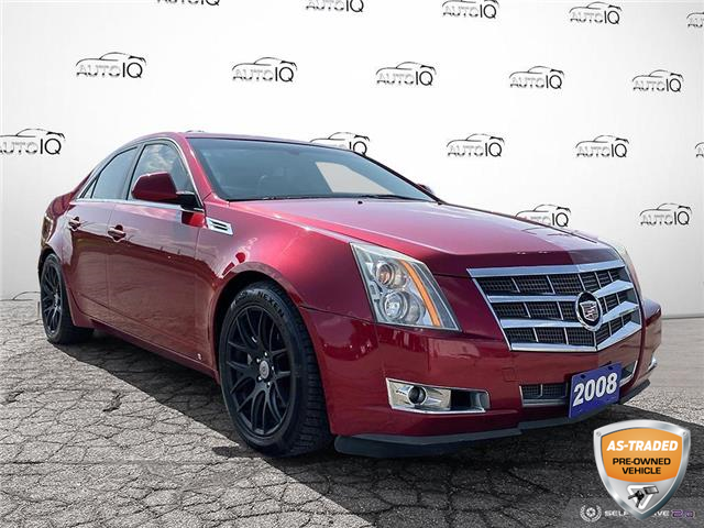 2008 Cadillac CTS 3.6L (Stk: 1422BZ) in St. Thomas - Image 1 of 29