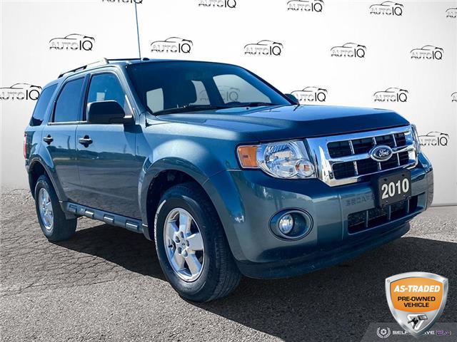 2010 Ford Escape XLT Automatic (Stk: 7184BZX) in St. Thomas - Image 1 of 27
