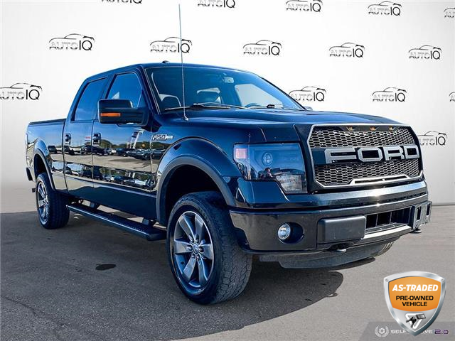 2014 Ford F-150 FX4 (Stk: 7188BXZ) in St. Thomas - Image 1 of 30
