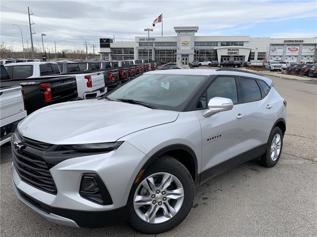 2020 Chevrolet Blazer LT (Stk: LS664501) in Calgary - Image 1 of 18
