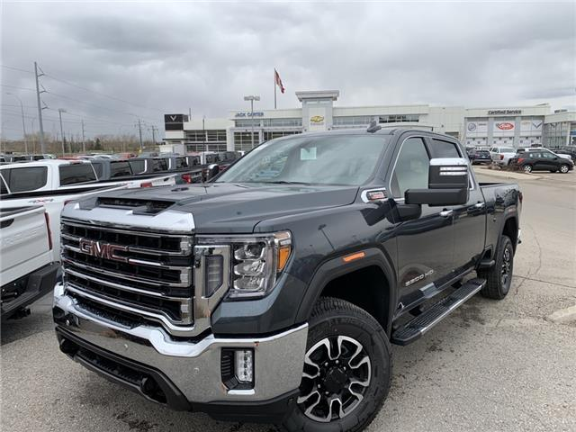 2020 GMC Sierra 3500HD Denali (Stk: LF249767) in Calgary - Image 1 of 25