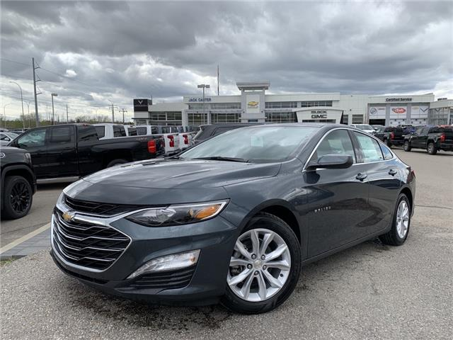 2020 Chevrolet Malibu LT (Stk: LF100031) in Calgary - Image 1 of 20