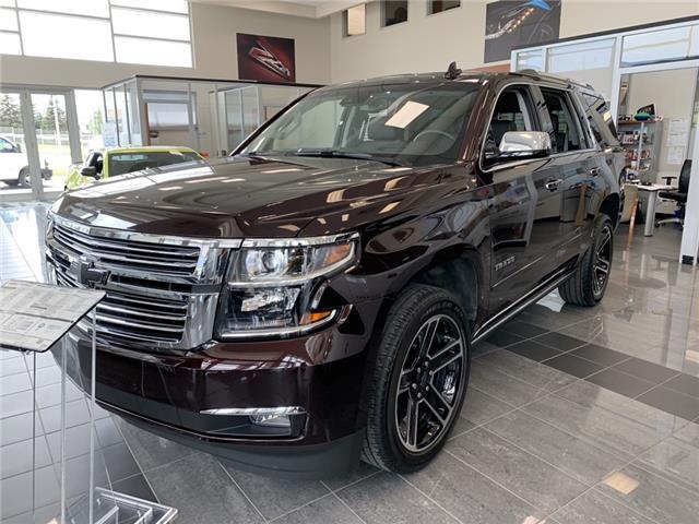 2020 Chevrolet Tahoe Premier (Stk: LR216043) in Calgary - Image 1 of 17