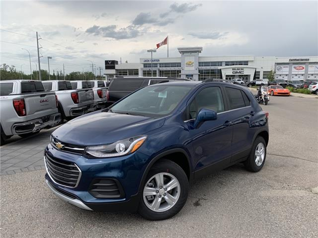 2020 Chevrolet Trax LT (Stk: LB338159) in Calgary - Image 1 of 21