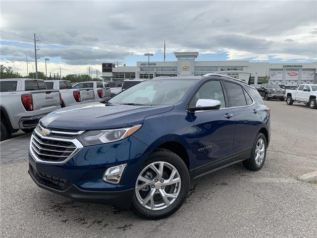 2020 Chevrolet Equinox Premier (Stk: L6245543) in Calgary - Image 1 of 22