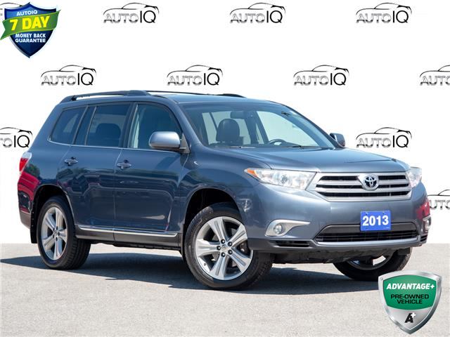 2013 Toyota Highlander V6 (Stk: 20F1474T) in St. Catharines - Image 1 of 26