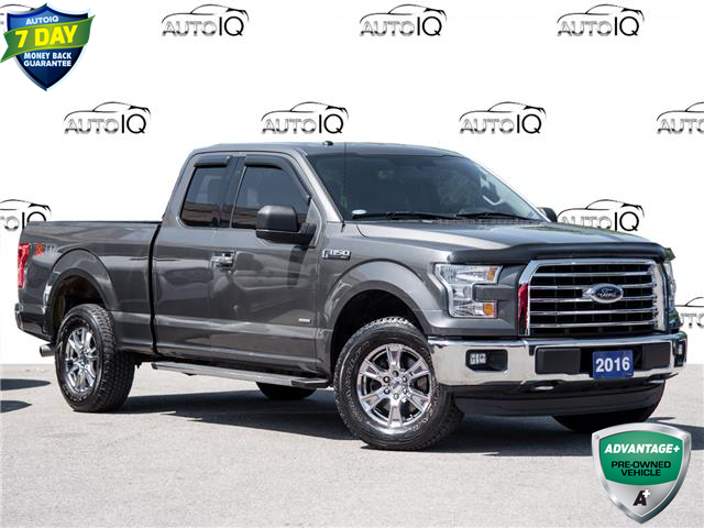 2016 Ford F-150 XLT (Stk: 20F1641T) in St. Catharines - Image 1 of 21