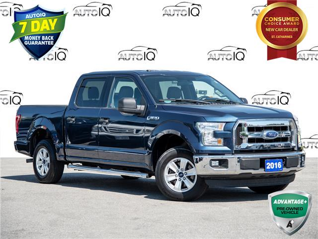 2016 Ford F-150 XLT (Stk: 20F1723T) in St. Catharines - Image 1 of 22
