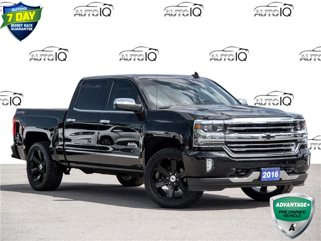 2016 Chevrolet Silverado 1500 High Country (Stk: 20F2715T) in St. Catharines - Image 1 of 26