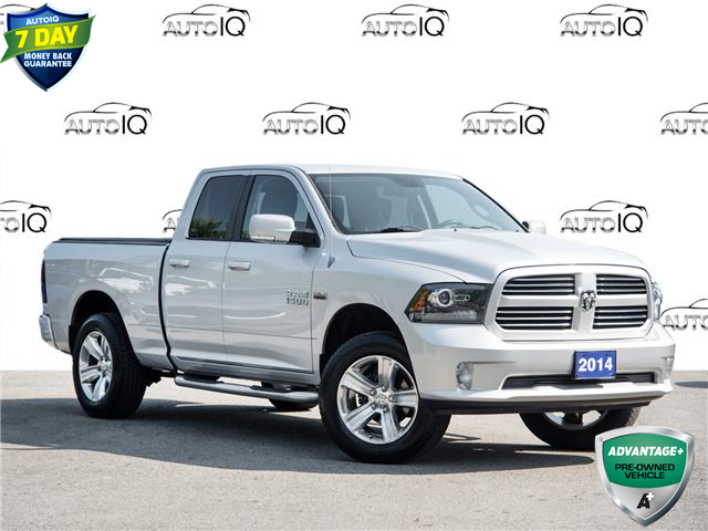 2014 RAM 1500 Sport (Stk: 20F1829T) in St. Catharines - Image 1 of 26