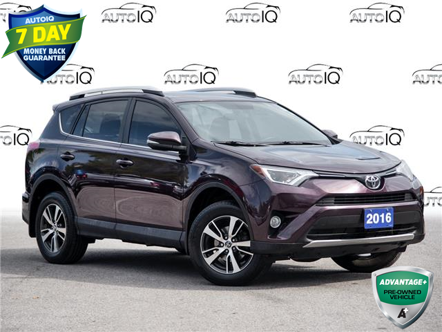 2016 Toyota RAV4 XLE (Stk: 602939) in St. Catharines - Image 1 of 26