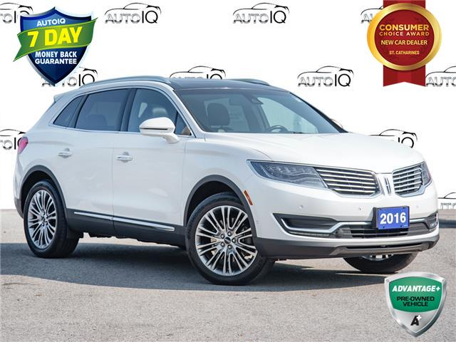2016 Lincoln MKX Reserve (Stk: 602940) in St. Catharines - Image 1 of 27