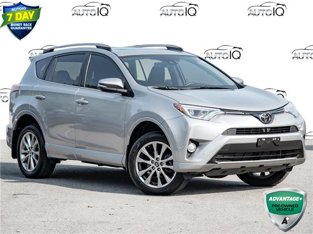 2018 Toyota RAV4 Limited (Stk: 802903) in St. Catharines - Image 1 of 27