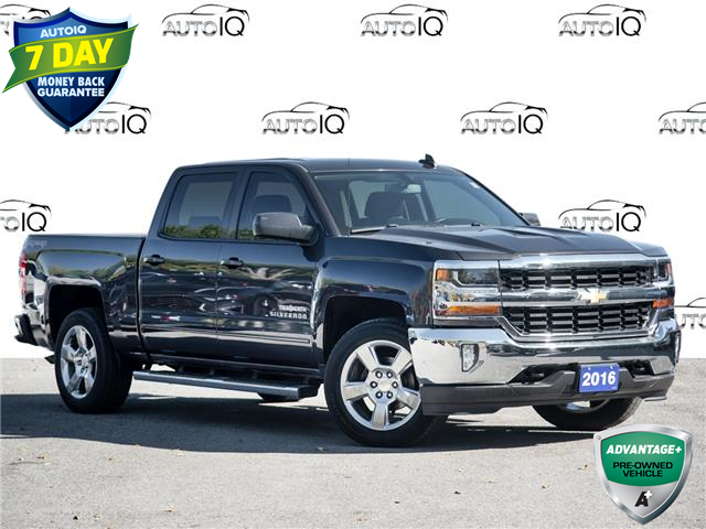 2016 Chevrolet Silverado 1500 1LT (Stk: 802904) in St. Catharines - Image 1 of 26