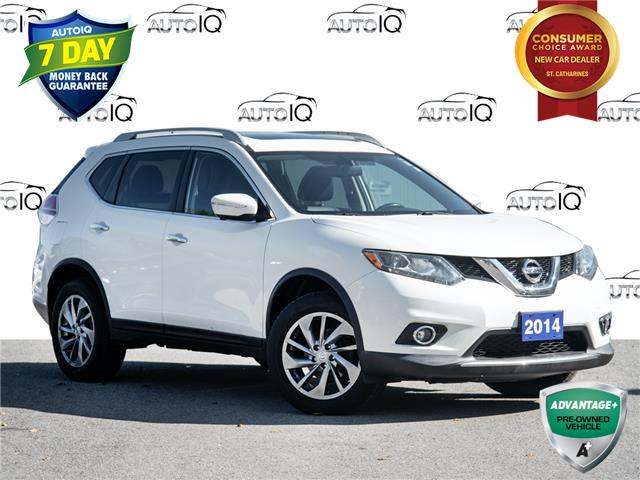 2014 Nissan Rogue SL (Stk: 20NT078T) in St. Catharines - Image 1 of 28