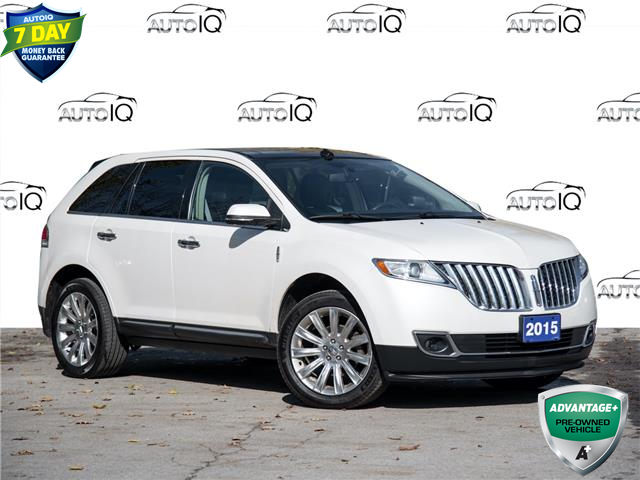 2015 Lincoln MKX Base (Stk: 20NT143T) in St. Catharines - Image 1 of 27