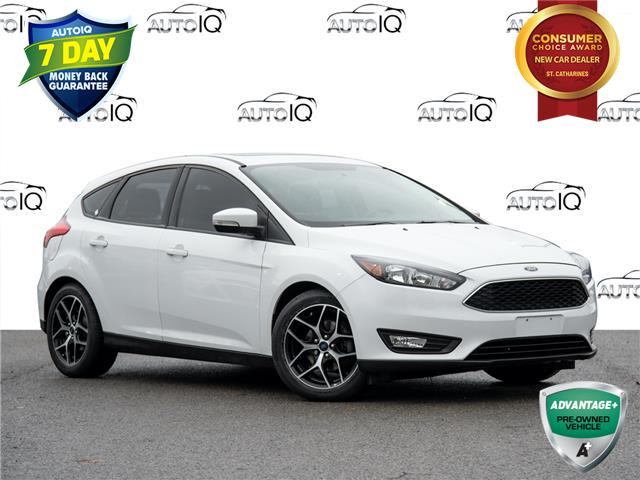 2017 Ford Focus SEL (Stk: 50-7X) in St. Catharines - Image 1 of 24