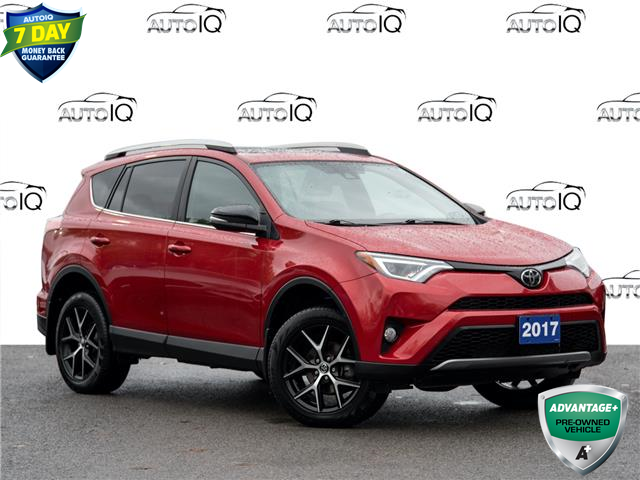 2017 Toyota RAV4 SE (Stk: 80-5) in St. Catharines - Image 1 of 27