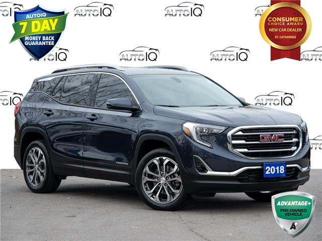 2018 GMC Terrain SLT (Stk: 50-23X) in St. Catharines - Image 1 of 25