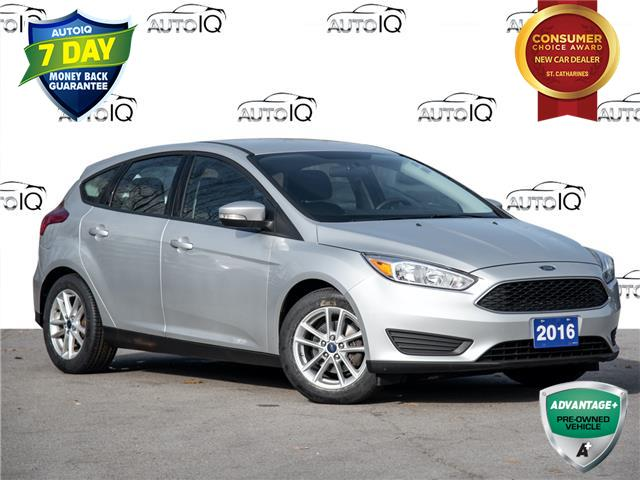 2016 Ford Focus SE (Stk: 602954X) in St. Catharines - Image 1 of 25
