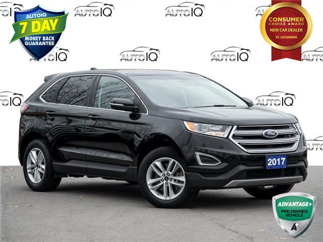2017 Ford Edge SEL (Stk: 602971) in St. Catharines - Image 1 of 27