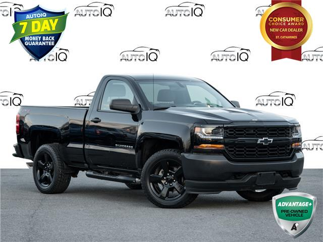 2018 Chevrolet Silverado 1500 Work Truck (Stk: 40-26) in St. Catharines - Image 1 of 24
