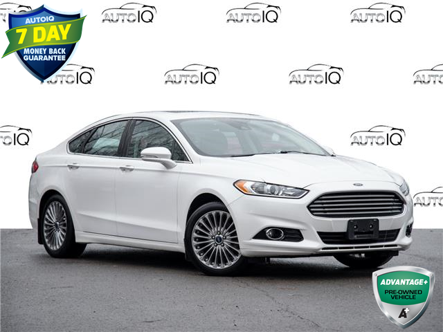 2015 Ford Fusion Titanium (Stk: 50-54) in St. Catharines - Image 1 of 28