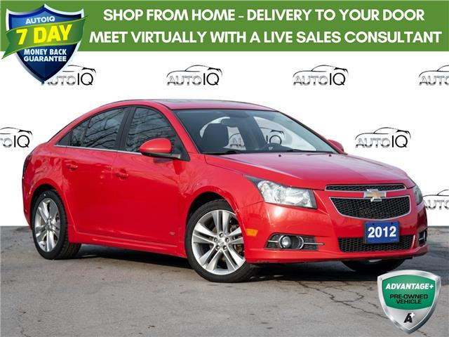 2012 Chevrolet Cruze LT Turbo (Stk: 80-28) in St. Catharines - Image 1 of 25