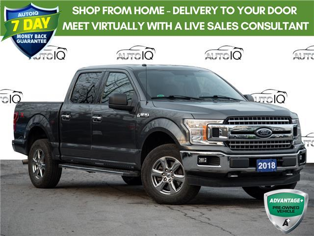 2018 Ford F-150 XLT (Stk: 602963) in St. Catharines - Image 1 of 28