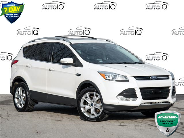 2016 Ford Escape Titanium (Stk: 602990) in St. Catharines - Image 1 of 26