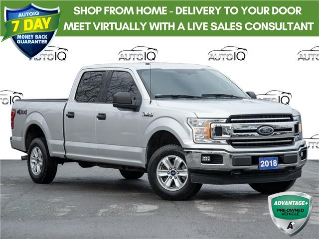 2018 Ford F-150 XLT (Stk: 50-75) in St. Catharines - Image 1 of 24