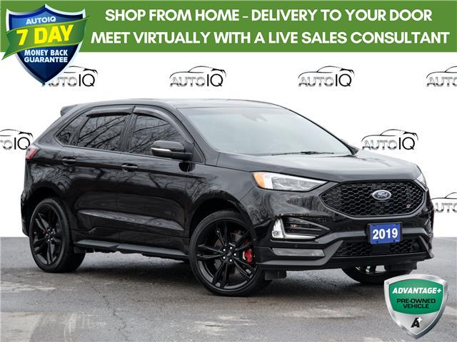 2019 Ford Edge ST (Stk: 50-77X) in St. Catharines - Image 1 of 27