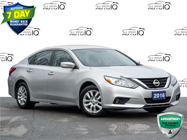 2016 Nissan Altima 2.5 S (Stk: 80-36X) in St. Catharines - Image 1 of 24