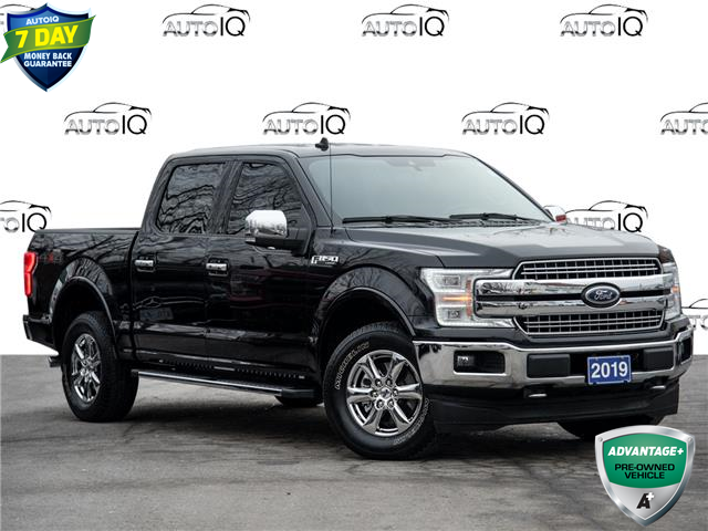 2019 Ford F-150 Lariat (Stk: 603000) in St. Catharines - Image 1 of 25