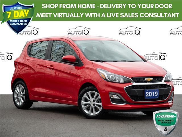 2019 Chevrolet Spark 1LT CVT (Stk: 50-82) in St. Catharines - Image 1 of 24
