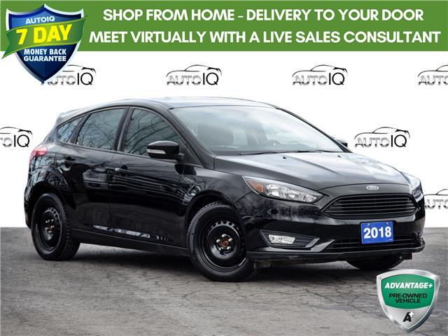 2018 Ford Focus SEL (Stk: 603013) in St. Catharines - Image 1 of 27