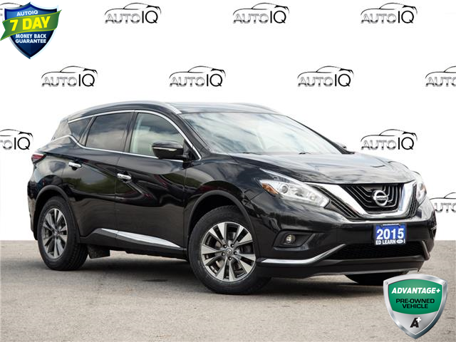 2015 Nissan Murano SL (Stk: 20ED909T) in St. Catharines - Image 1 of 29