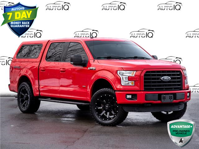 2016 Ford F-150 XLT (Stk: 40-75) in St. Catharines - Image 1 of 25