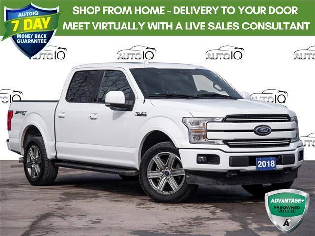 2018 Ford F-150 Lariat (Stk: 40-80) in St. Catharines - Image 1 of 27