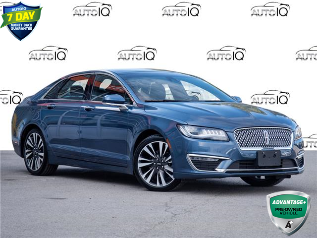 2018 Lincoln MKZ Reserve (Stk: 80-104X) in St. Catharines - Image 1 of 27