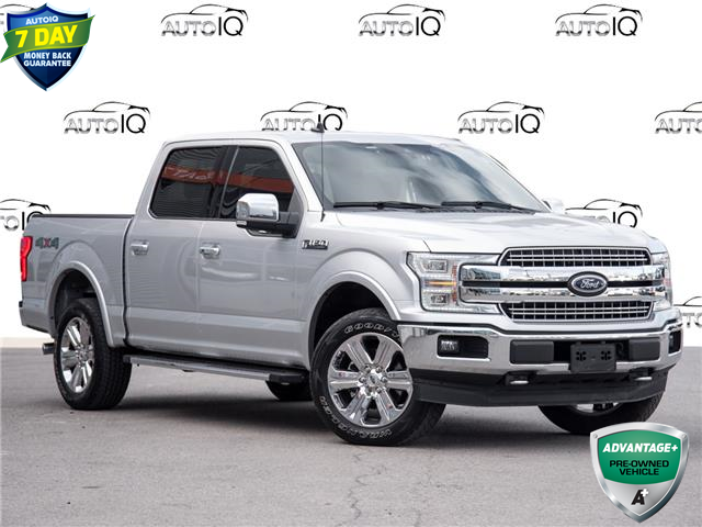 2019 Ford F-150 Lariat (Stk: 603035) in St. Catharines - Image 1 of 25